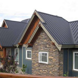 Metal Reroof