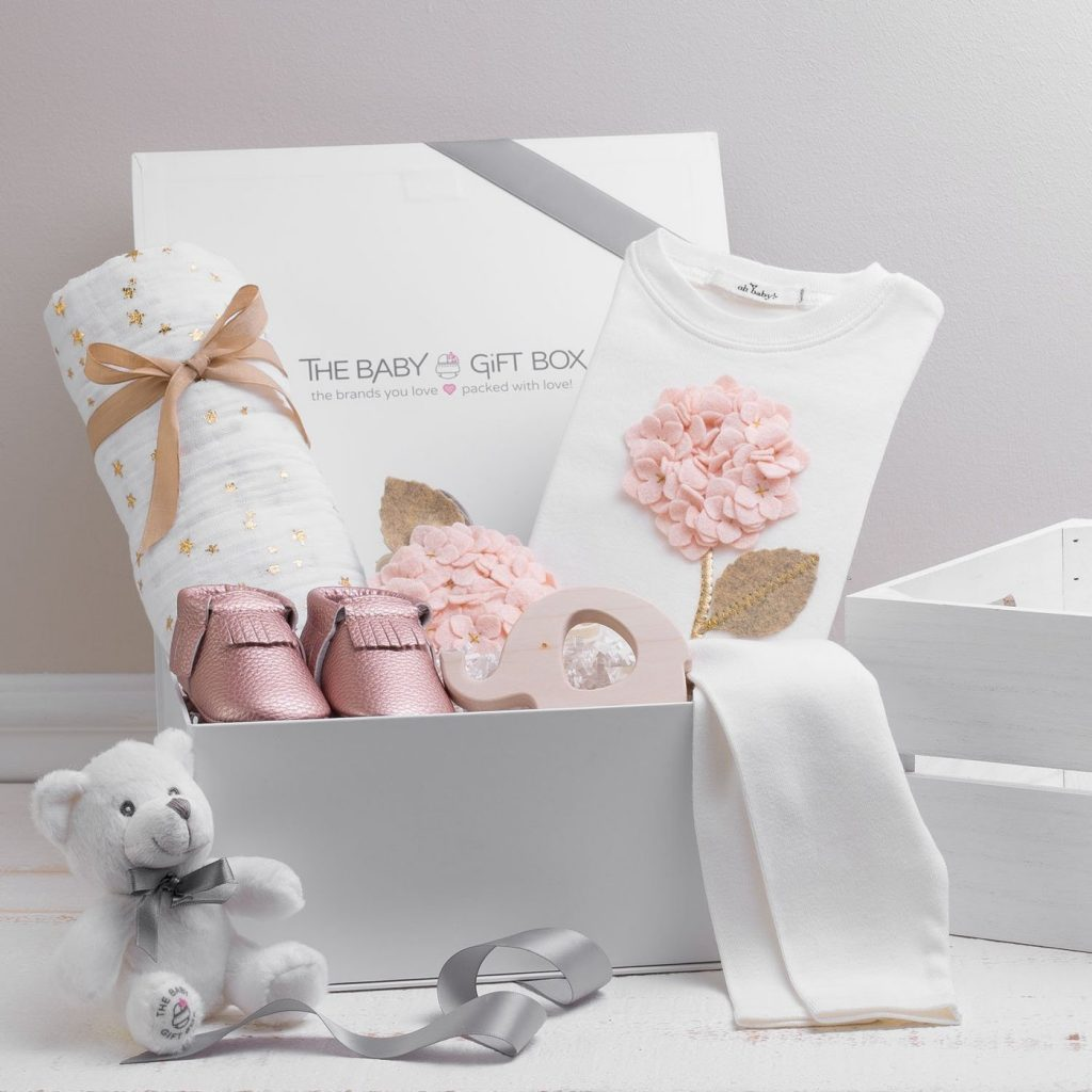 Personalised Baby Gift Sets
